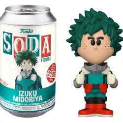 Funko Soda Izuku Midoriya