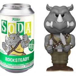 Funko  Soda Limited Edition RockSteady