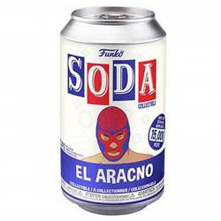 Funko soda Limited Edition El Aracno