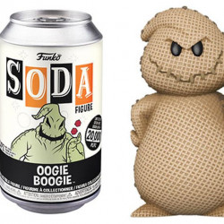 Funko Soda Limited Edition Oogie Boogie