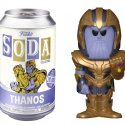 Funko Soda Limited Edition Thanos