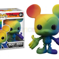 Funko Pop Mickey Mouse 01