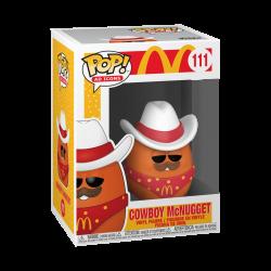 Funko Pop Cowboy McNugget 111