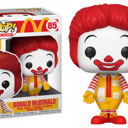 Funko Pop Ronald McDonald 85