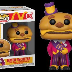 Funko  Pop Mayor McCheese 88