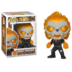 Funko Pop Ghost Panther 860