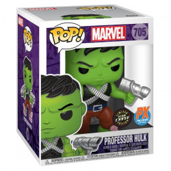 Professor Hulk Glow Chase PX Previews 6 inch, Marvel pop 705