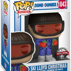 Funko Pop Special Edition  Ski Lloyd Christmas 1043