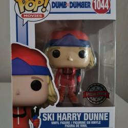 Funko Pop Special Edition Ski Harry Dunne 1044