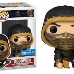 Funko Pop scorpion 1058