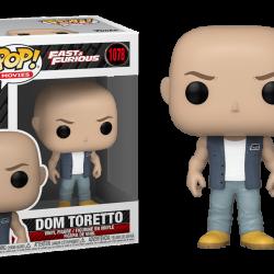 Funko Pop Dom Toretto 1078