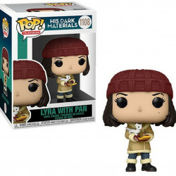 Funko Pop Lyra With Pan 1108