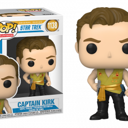 Funko Pop Captain Kirk 1138