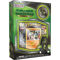 Pokemon Zygarde Complete form pin collection