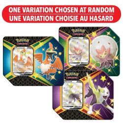 Pokemon Shining Fates Tin Box