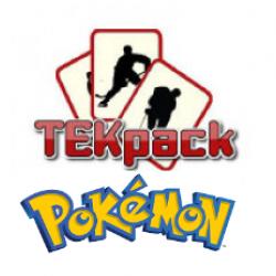 Tekpack Pokemon Serie #1